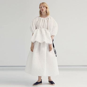 Cecilie Bahnsen Pre Spring 2018