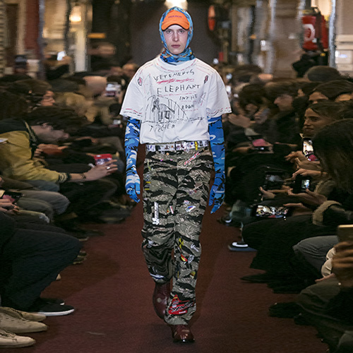 Vetements Men's