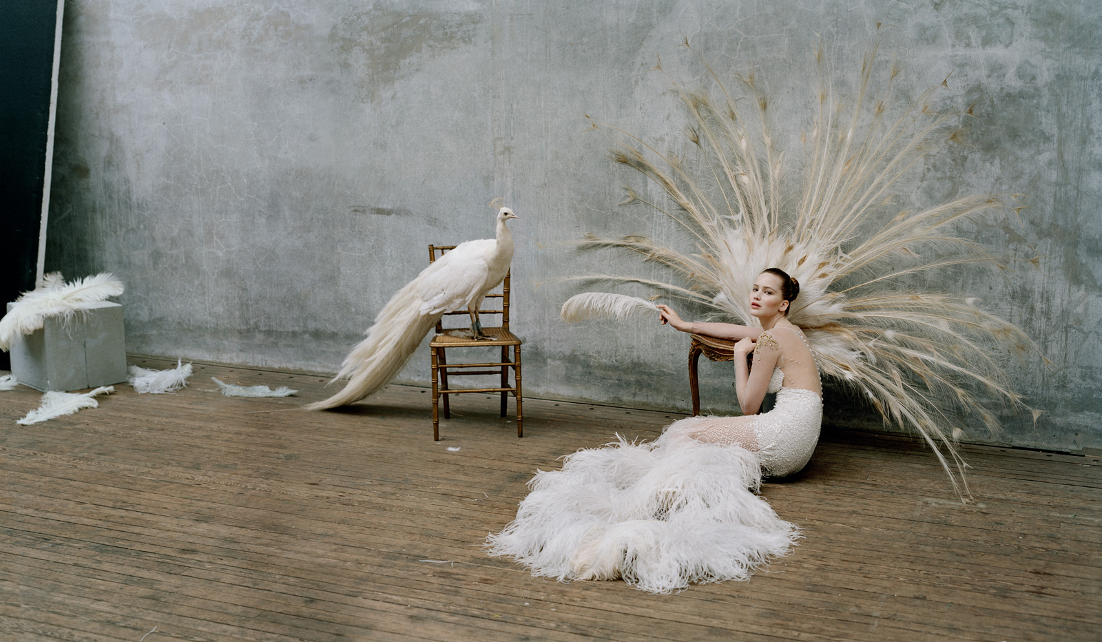 """Shoot For The Moon"" by Tim Walker"