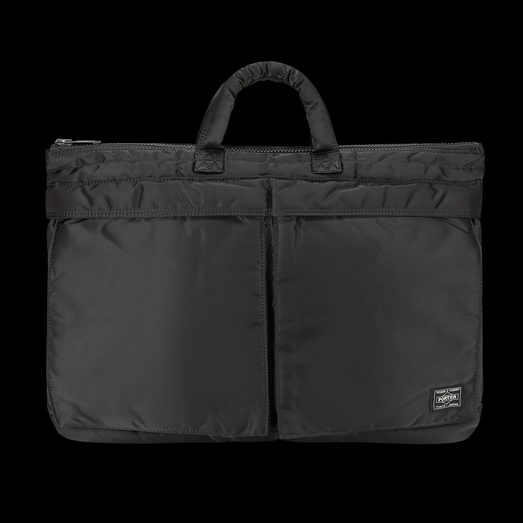 CDG_SMALL PORTER BAG_OD-K203-051_BLACK_F.jpg
