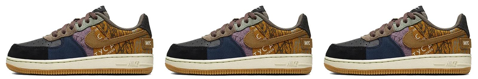 Nike Air Force 1 x Cactus Jack