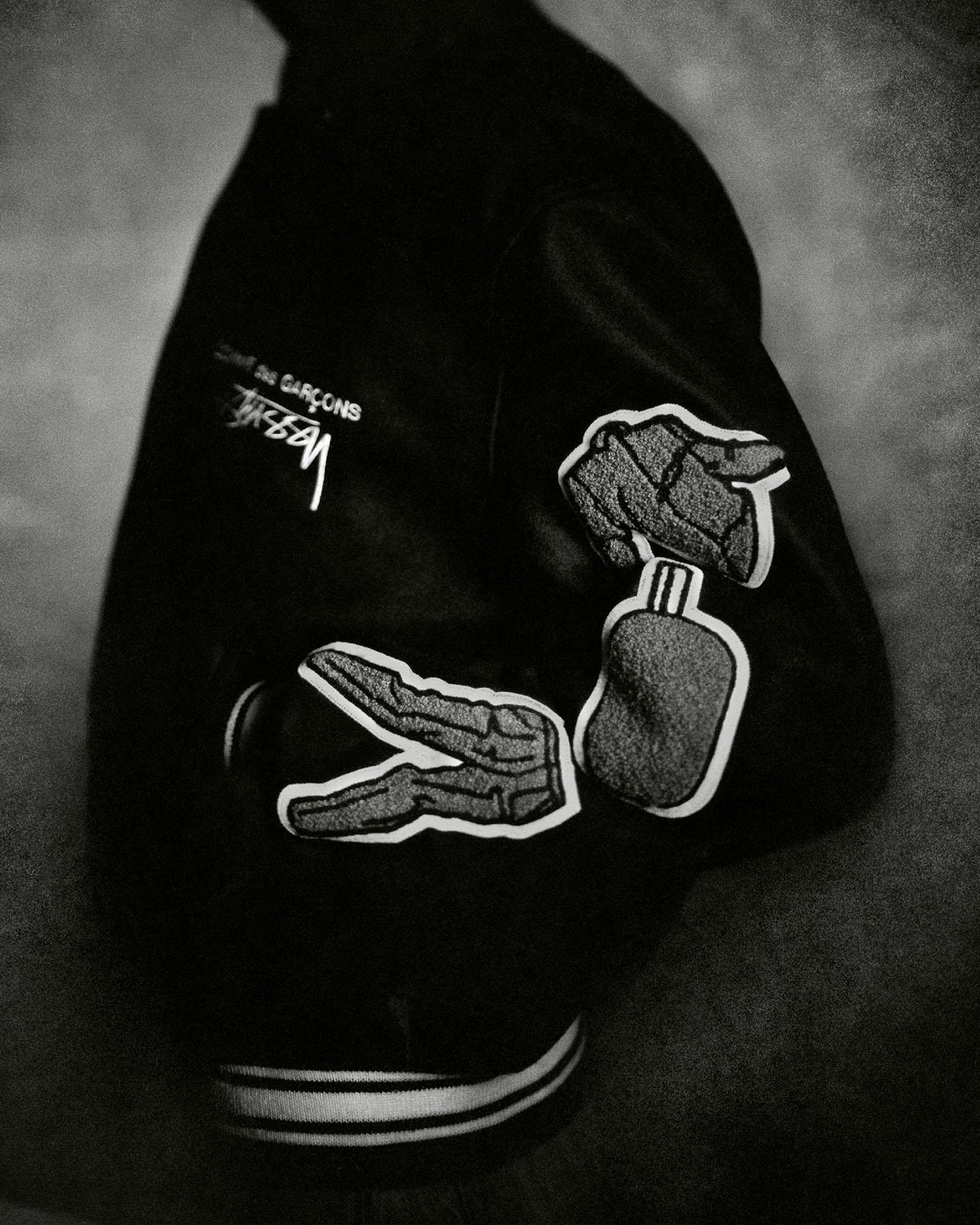 Stussy CDG Varsity Jacket - 5.jpg