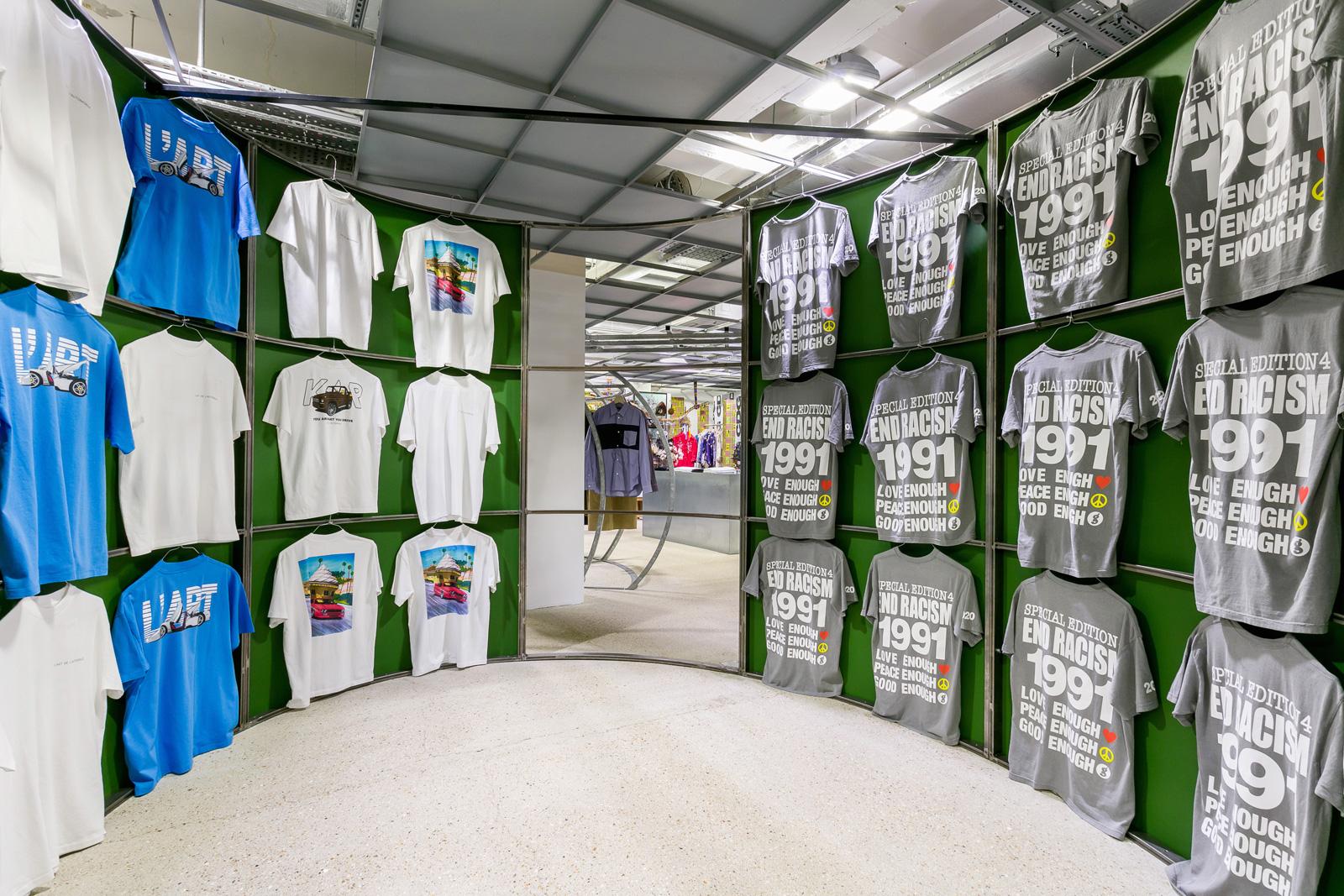DSM T-shirt Space