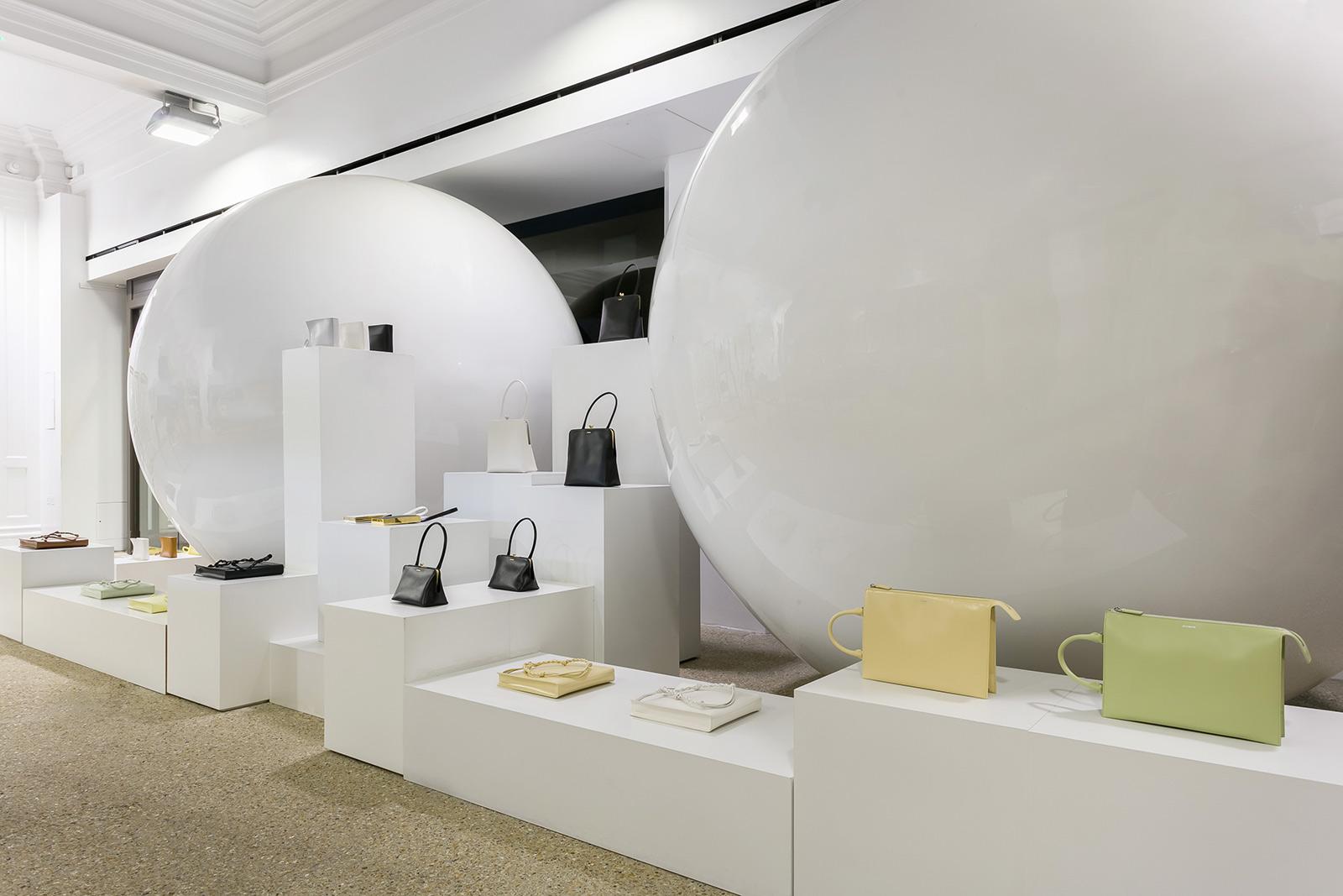 DSM Bag Space