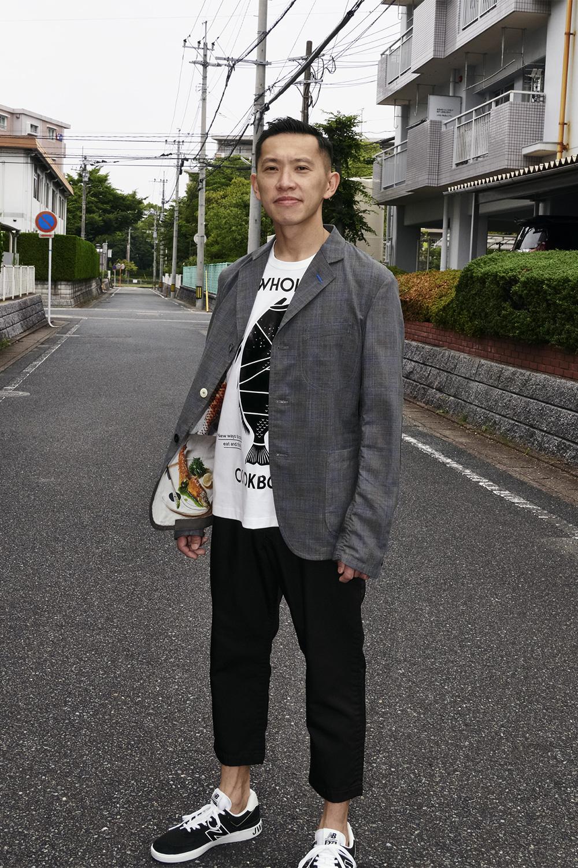 Comme des Garçons Junya Watanabe MAN - shot 3