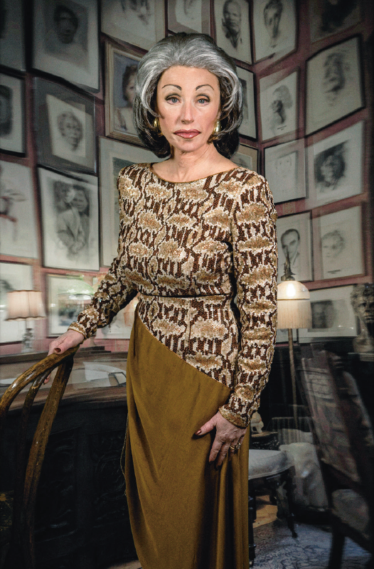 * Cindy Sherman, Untitled #474, 2008. Photo: Courtesy of the artist, Hauser & Wirth, and Sprüth Magers.PNG
