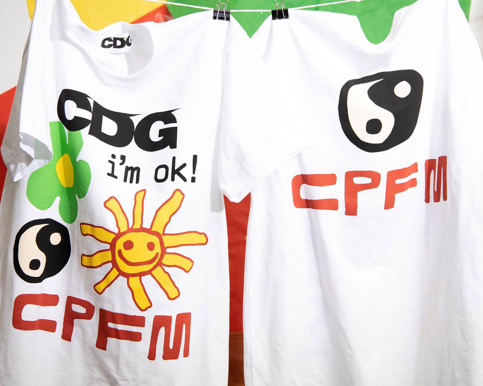 CDG x CPFM