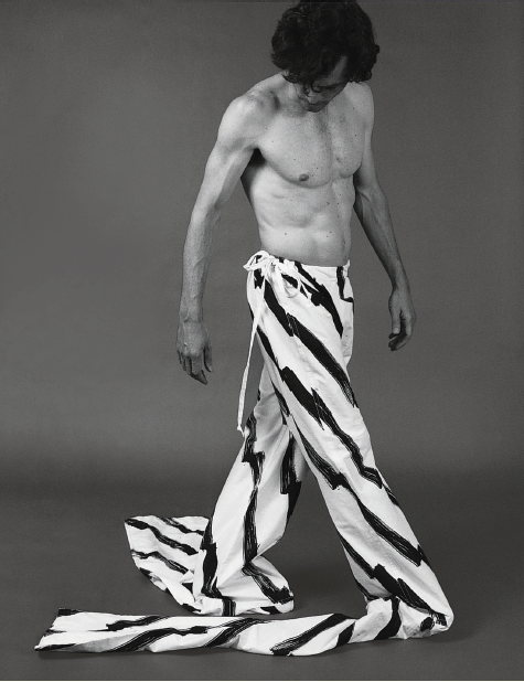 Richard Tuttle, in collaboration with the Fabric Workshop and Museum, Philadelphia, Pants, 1979. Photo: Will Brown + Collection of the Fabric Workshop and Museum.PNG