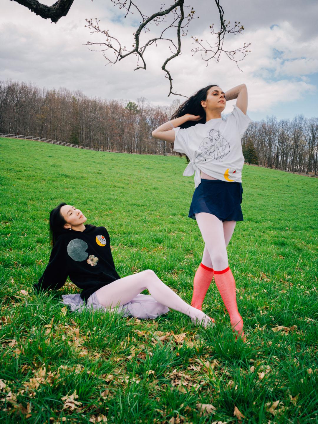 Hee Seo Wearing Nate Lowman and Isadore Loyola Wearing Rita Ackermann and Shot by Jack Pierson_SHF_047.jpg